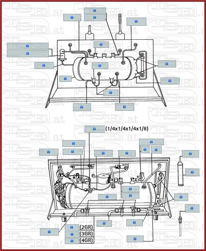 faema e61 rohre tse shop ber ersatzteile f r. Black Bedroom Furniture Sets. Home Design Ideas